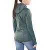 Icebreaker Helix sweater Dames petrol